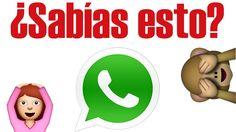 ¿Sabías Esto de WhatsApp?