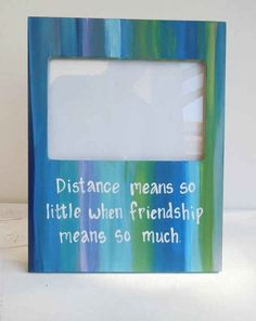 Diy Gifts For Friends Pictures Long Distance 47 Ideas Diy Gifts For Friends, Best Friend Gifts, Your Best Friend, Best Friends, Friends Set, Bff Gifts, Best Friend Picture Frames, Best Friend Pictures, Long Distance Friends