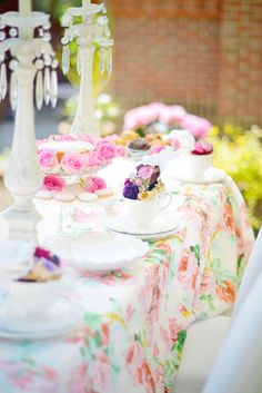 Garden Tables | Shirlie Kemp