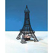 Eiffel Tower Votive Holder