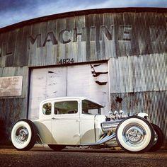 '30 Model A Coupe :: Jesse James/Austin Speed Shop for Paul Sr. of OCC