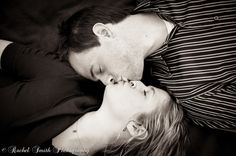 Engagement photo shoot at Boordy Vineyards