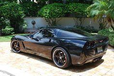 2005 Corvette Coupe