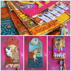 Angie Hughes textiles