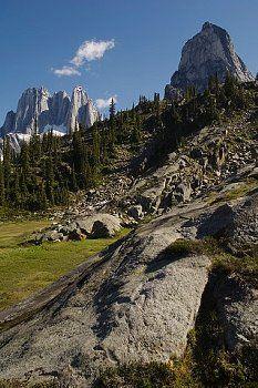 Bugaboo Provincial Park, British Columbia, Canada