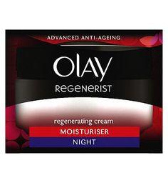 e067d62c86 Olay Regenerist Regenerating Moisturiser Night 84 Advantage card points.  Olay Regenerist Regenerating Moisturiser Night Creamunique