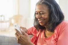 From medication management to grocery pickup to ride-sharing services, apps are making life easier for seniors. Most Popular Social Media, Social Media Site, Social Media Marketing, Cell Phone Plans, Facebook Users, Making Life Easier, People Online, Transportation Services, Like Instagram
