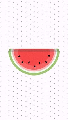 Watermelon iPhone wallpaper had