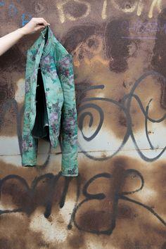 MARAPYTTA: quiltet jakke MED syforkaring