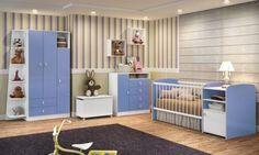 Quarto Infantil decorado Melhores cores decoração