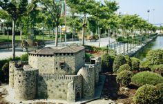 Castello di #Gorizia, #Friuli-VeneziaGiulia, #miniatura