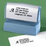 Custom Self Inking Stamps, Custom Address Stamp, Label, Personalized Address Stamp