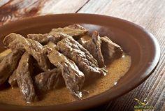 Beef Stroganoff Tarifi