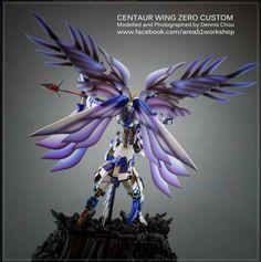 POINTNET.COM.HK - 改裝作品 Centaur Wing Zero Custom