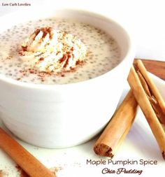 2- Maple Pumpkin Spice Chia Pudding - by Low Carb Lovelies (1)