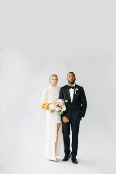 For this Modern Romance Editorial , we paired soft feminine details with bold modern design. We love the juxtposition of the two styles. Wedding Photography Poses, Wedding Poses, Wedding Couples, Wedding Day, Wedding Dresses, Celtic Wedding, Cake Wedding, Wedding Photoshoot, Wedding Attire