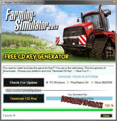 farming simulator 2017 cd key keygen free game keygens. Black Bedroom Furniture Sets. Home Design Ideas