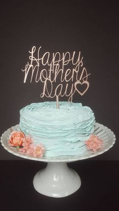 Mothers Day Brunch Ideas Discover This item is unavailable Mothers Day Cupcakes, Mothers Day Cake, Mothers Day Crafts, Happy Mothers, Engagement Cake Images, Engagement Cakes, Happy Birthday Sis, 13 Birthday Cake, Mothers Day Breakfast