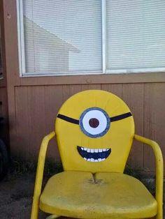 Minion chair