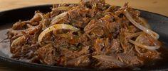 Tinga de res   Carne Mexicana
