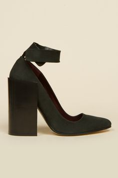 perfect shoe. Acne Terra Ankle Heels.