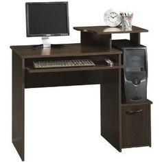 Beginnings Cinnamon Cherry Computer Desk