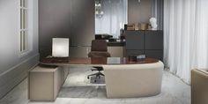 Bentley Home Collection President Desk - BestProducts.com