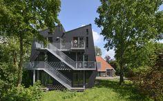 Ruimzicht Oldelamer | Borren Staalenhoef Architecten BV bna