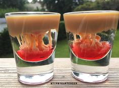 Tipsy Bartender (Posts tagged mixology) Tequila Mixed Drinks, Fireball Drinks, Fireball Recipes, Mixed Drinks Alcohol, Drinks Alcohol Recipes, Alcoholic Drinks, Cocktails, Drink Recipes, Peach Vodka