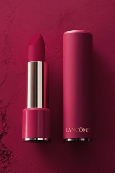 L'Absolu Rouge Drama Matte L& Drama Matte lipstick. Beautiful matte pigment, without the drying effect. For a limited time get a sleek color-matched mattified case when you purchase Obsessive Red, 388 Rose Lancôme & 507 Drama& Mac Lipstick Shades, Lancome Lipstick, Lipstick Colors, Makeup Lipstick, Makeup Cosmetics, Lip Colors, Dark Lipstick, Lipstick Brands, Lipstick Kiss