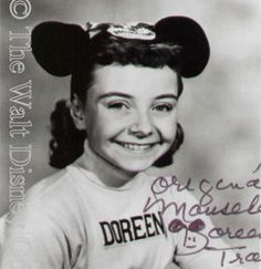 "*DOREEN TRACEY ~ born in London, England, the daughter of American entertainers Elizabeth ""Bessie"" Hay and Sidney Tracey. Description from originalmmc.com. I searched for this on bing.com/images"