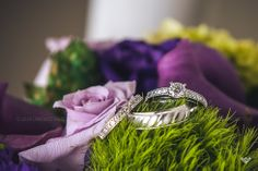 © 2014 Candace Wilson Photography  #wedding #flowers #rings