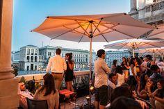 116 Fantastiche Immagini Su Rooftop Terrace Milano Italy