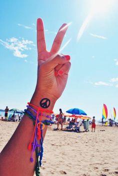 peace & sunshine
