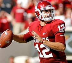 Sooner QB Landry Jones