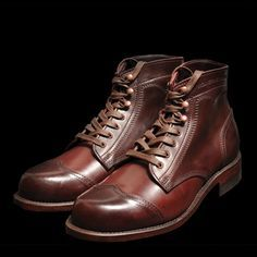 WOLVERINE 721LTD 1000 MILE HORWEEN SHELL CORDOVAN