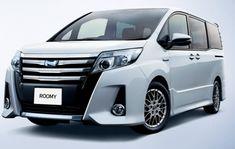 トヨタ「新型ルーミー/タンク」詳細判明;サイズ&燃費&一部デザインも公開!ノア顔!