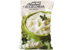Our favorite healthy products at Trader Joe's: Mashed Cauliflower | Cool Mom Eats