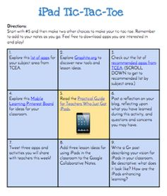 Interactive Learning Menus (Choice Boards) Using Google Docs | www.ShakeUpLearning.com | #gafe #googleEdu #edtech #differentiation