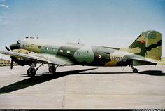 Old the time... C-47 Dakota