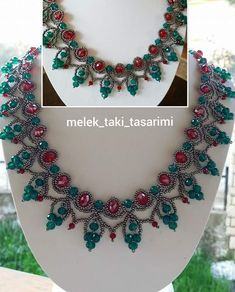 Jewelry making I wanted to exhibit you making a bracelet with natural stone and leather thread with video. Beaded Necklace Patterns, Beaded Jewelry Designs, Handmade Jewelry, Beaded Bracelets, Seed Bead Necklace, Seed Bead Jewelry, Bead Jewellery, Jewelry Necklaces, Bead Weaving
