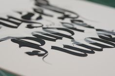 Galerie de Calligraphie, Nantes