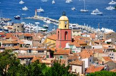 Travel/ Inspiration St Tropez