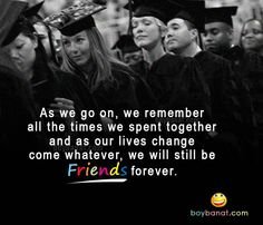 Quote from friends forever by vitamin c