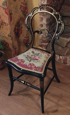 Victorian Dining Chair...