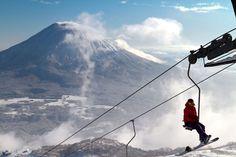 Mt Yotei. Niseko Photography