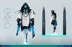 Destiny 2, joseph cross on ArtStation at https://www.artstation.com/artwork/JGrE0