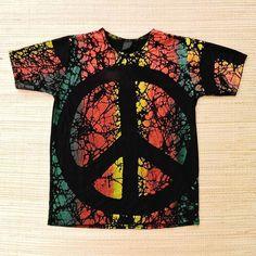 Espalhe a paz com nossas camisetas unissex  Por apenas R$ 4990 e frete grátis para compras acima de R$ 15000  Garanta a sua pelo nosso Whatsapp: 13982166299  #modaetnica #rasta #peace #paz #hippie