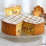 Cassata siciliana al horno (receta italiana) Comida Siciliana, Pudding, Chocolates, Muffins, Desserts, Food, Sweet, Italian Pastries, Recipes
