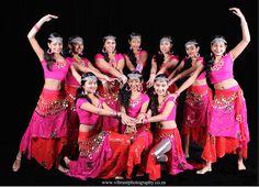 Indian dance , costume , design , traditional , South Africa , Indian    Costume Design: Sandhya Lalloo-Morar Photographer: Nita West  Image: Jhankaar School of Dance  South Africa